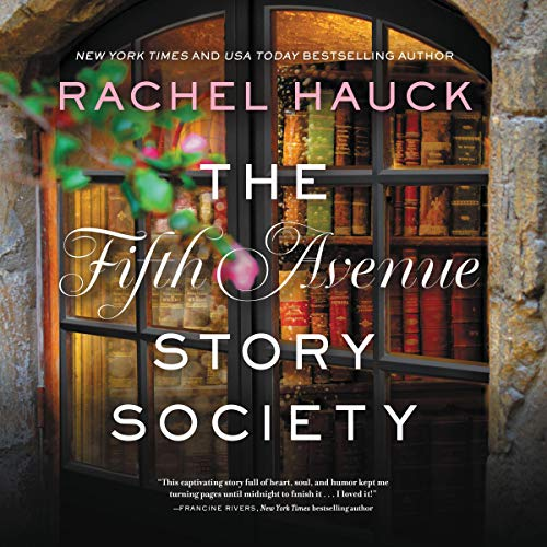 The Fifth Avenue Story Society cover art