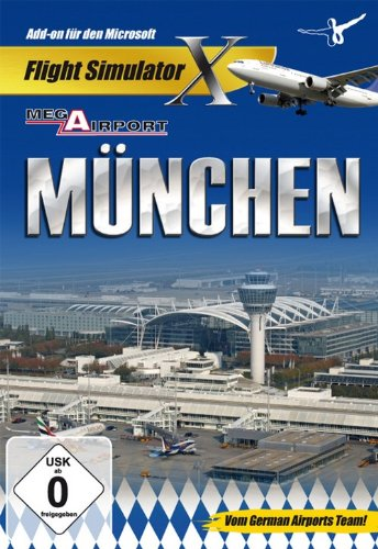 Flight Simulator X - Mega Airport München (Add-On)