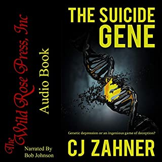 The Suicide Gene                   By:                                                                                                                                 C. J. Zahner                               Narrated by:                                                                                                                                 Bob Johnson                      Length: 10 hrs and 14 mins     7 ratings     Overall 4.4