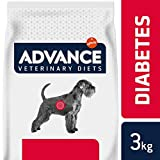 Advance Veterinary Diets Croquettes pour Chien Diabetes Colitis - 3 kg