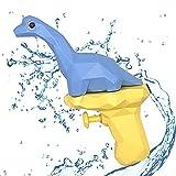 Dinosaurio Agua Spray Lindo Dibujos Animados Pistola Piscina Piscina Agua Pistola de Verano Pulsador Pulsador Juguete para Niños Niñas Niños Jardín Juegue Estilo 2
