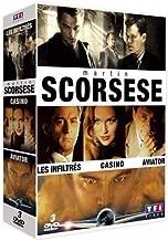 Martin Scorsese - Coffret - Les inflitr??s + Aviator + Casino by Leonardo DiCaprio