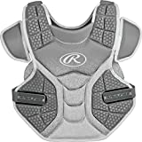 Rawlings Sporting Goods Softball Protective Velo Chest Protector 14 inch SBCPVEL