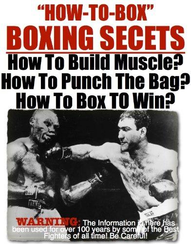 Boxing Secrets | Boxing Lessons | Boxing Exercises | History of Boxing |