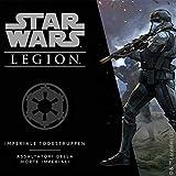 Asmodee Star Wars: Legion Imperiale Todestruppen Erweiterung, Tabletop, Deutsch -