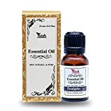Ganga Ayurveda Kiah Essentials Eukalyptus Ätherisches Öl — 100% Rein, Natürlich, Vegan Und Tierversuchsfrei — Zur Verwendung In Diffusoren Und Aromatherapie-Mischungen ||15 ML