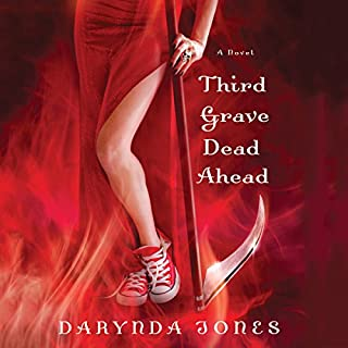 Third Grave Dead Ahead                   By:                                                                                                                                 Darynda Jones                               Narrated by:                                                                                                                                 Lorelei King                      Length: 9 hrs and 51 mins     4,027 ratings     Overall 4.6