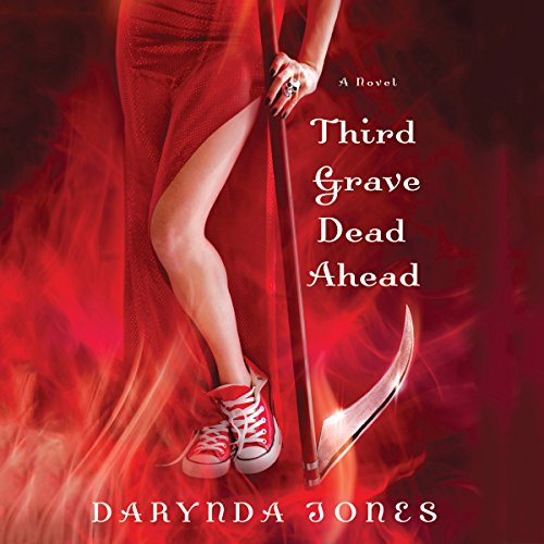 Third Grave Dead Ahead audiobook cover art