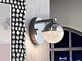 Iluminacion de pared SPHERE LED de Schuller