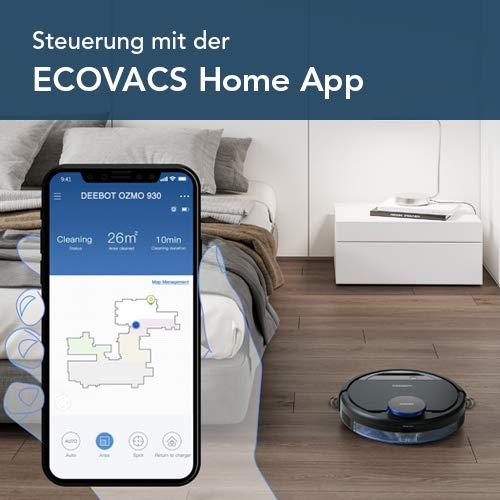 Ecovacs Robotics Deebot OZMO 930 - 5