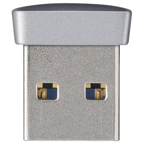 BUFFALOUSB3.0対応マイクロUSBメモリー32GBシルバーRUF3-PS32G-SV