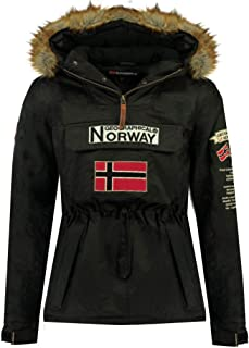 Geographical Norway Parka niño BOOMERANG