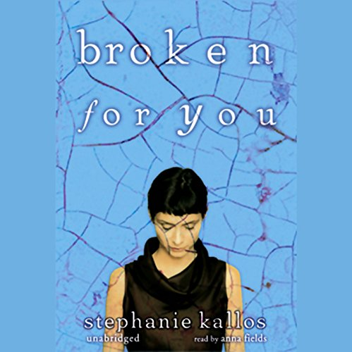 Broken for You audiobook cover art