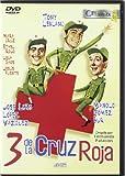 3 De La Cruz Roja [DVD]