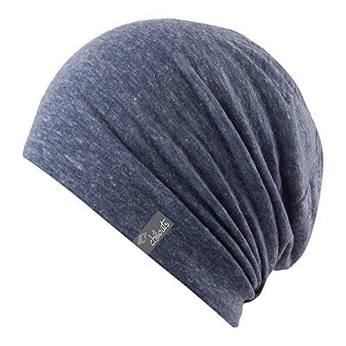 chillouts Beanie, Blau, One-size-fitts-all