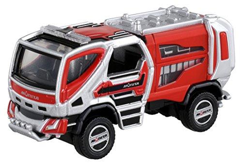トミカ トミカプレミアム02 モリタ 林野火災用消防車