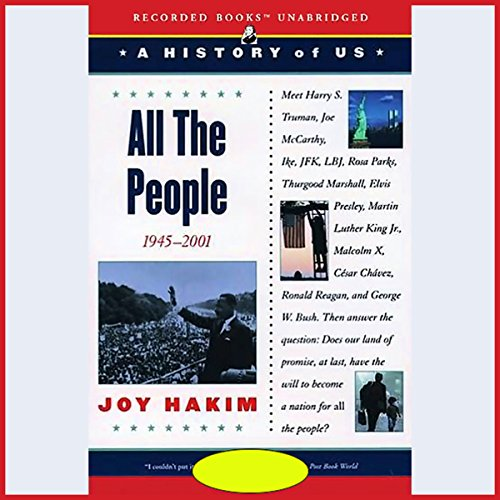 All the People audiobook cover art