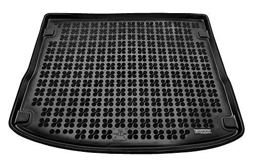 Rezaw-Plast RP-230437 - Alfombrilla Antideslizante para Maletero de Ford Focus Estate (Modelos a Partir de 2011), Color Negro