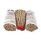 Rose Rope Incense 3 Pack Bundle