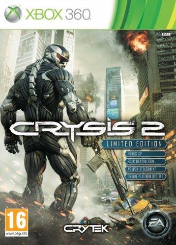 Crysis 2 Limited Edition X-Box 360