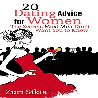 20 Dating Advice for Women cover art