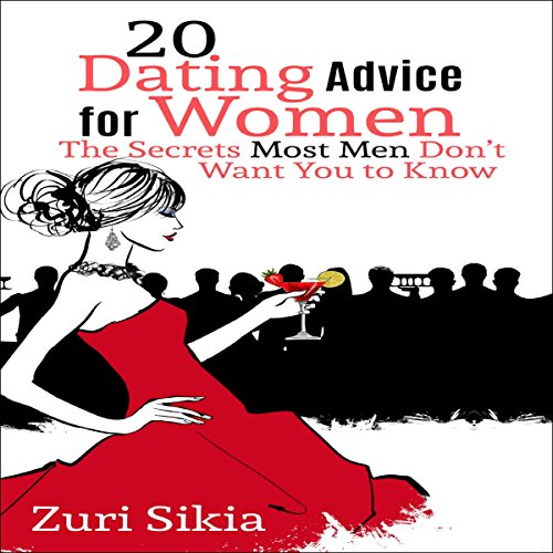 20 Dating Advice for Women audiobook cover art