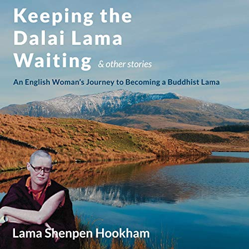 Keeping the Dalai Lama Waiting & Other Stories cover art