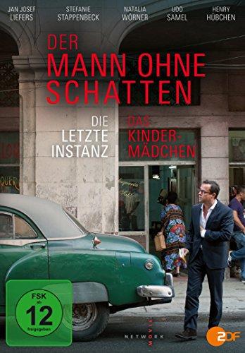 Der Mann ohne Schatten (2 DVDs)