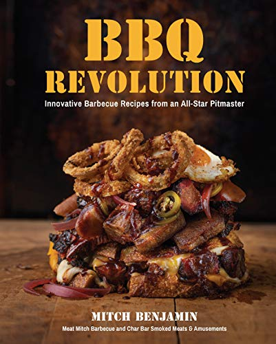 BBQ Revolution: Innovative Barbecue Recipes from an All-Star Pitmaster (English Edition)