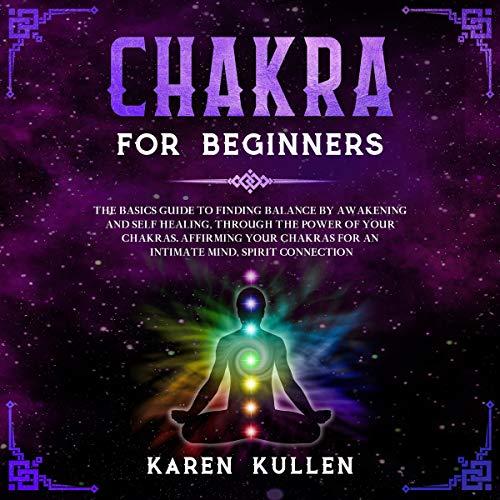 Page de couverture de Chakra for Beginners