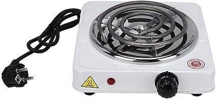 Sola hornilla eléctrica, estufa eléctrica de la cocina, mini ...
