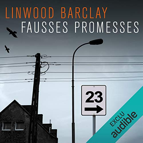 Fausses promesses audiobook cover art
