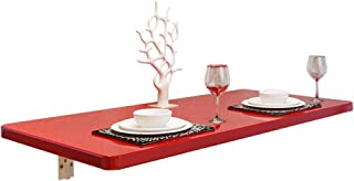 Lapdesks ZR-TMural \ Table Pliante \ Cuisine et Table à Manger \ Table pour Enfants \ Étagère de Rangement \ avec Support...