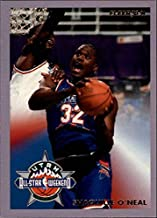 1993-94 Fleer All-Stars #7 Shaquille O'Neal NBA Basketball Trading Card