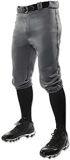youth graphite baseball pants