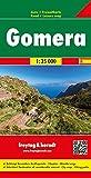 Gomera, Autokarte 1:35.000: Toeristische wegenkaart 1:35 000 (freytag & berndt Auto + Freizeitkarten) - Freytag-Berndt und Artaria KG