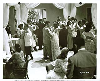 Tony Curtis & Joanne Dru dance in Forbidden 8x10 1953