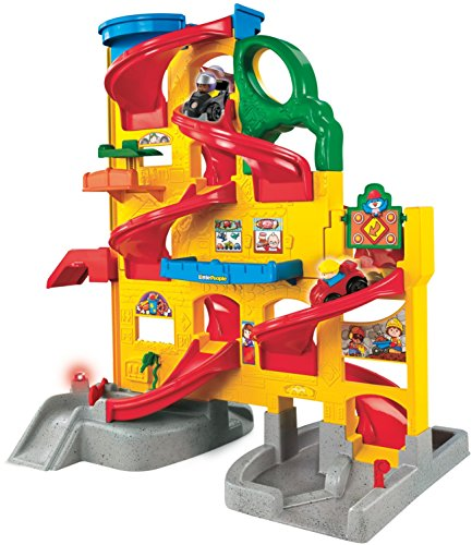 Fisher-Price Little People Wheelies Stand