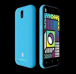Blu Advance L5 Factory Unlocked Cell Phone 16GB Internal Memory Dual Camera (Cyan)