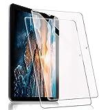 [2-Pack] Protector Pantalla para Huawei MatePad T10s/T10 2020, Cristal Vidrio Templado Premium [9H Dureza] [Alta Claridad] Anti-arañazos Sin Burbujas Película Alta Transparencia Protectora