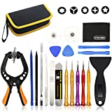 E.Durable LCD Screen Opening Pliers, Universial Screen Replacement Repair Full Kits for iPhone7
