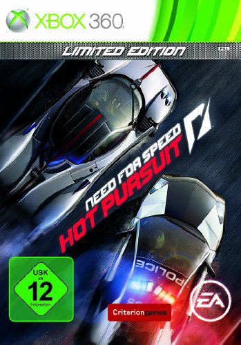 Need For Speed Hot Pursuit Limited Edition X-Box 360