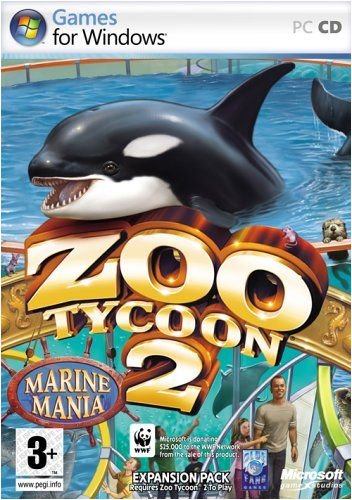 Zoo Tycoon 2: Marine Mania Expansion Pack [UK Import]