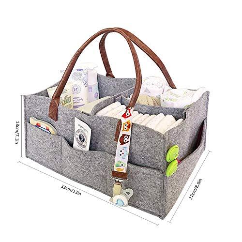 per Bags Origanizadores de Main pour Trip Bag de Stockage pour Couches Alimentation Sacs Sacs pour Mamans