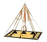 Ferrino 99111W Tienda de campaña Acampada y Senderismo, Adultos Unisex, Naranja (Orange), Talla Única