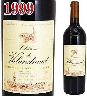 シャトー・ド・ヴァランドロー 1999 750ml赤 サンテミリオン