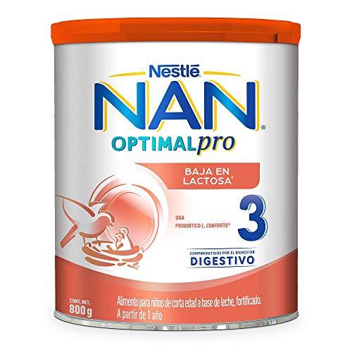 leche nido de bebe fabricante Nestlé Baby & Me