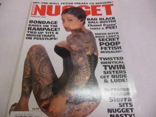 Nugget Men's Magazine 'Sierra' 'Gabrielle' Vol 44...