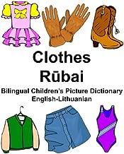 English-Lithuanian Clothes Bilingual Children's Picture Dictionary (FreeBilingualBooks.com)