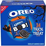 Oreo Chocolate Sandwich Halloween Cookies, (2 Cookies Per Pack) Special Halloween Edition